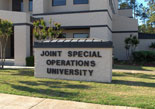 The Joint Special Operations University